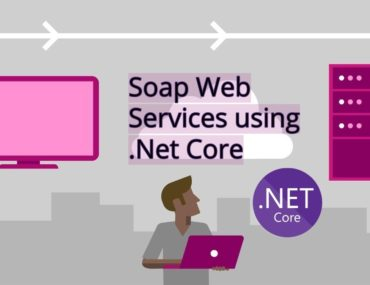 Soap web services dotnet core