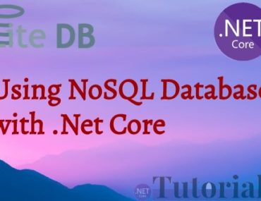NoSQL Database with Dotnet Core