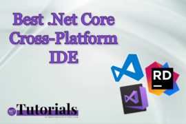 best .net core cross-platform ide