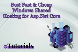 FAST & CHEAP WINDOWS SHARED HOSTING FOR ASP.NET CORE