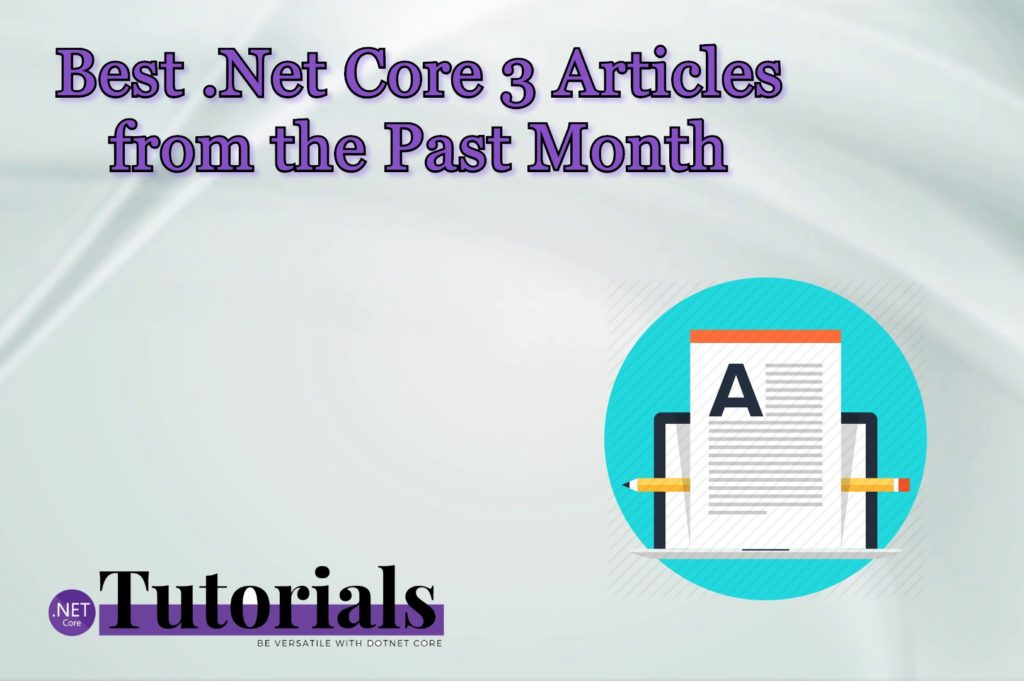 .net core 3 best articles